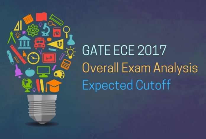 GATE ECE Exam Analysis, Paper Review, Expected Cutoff 2017