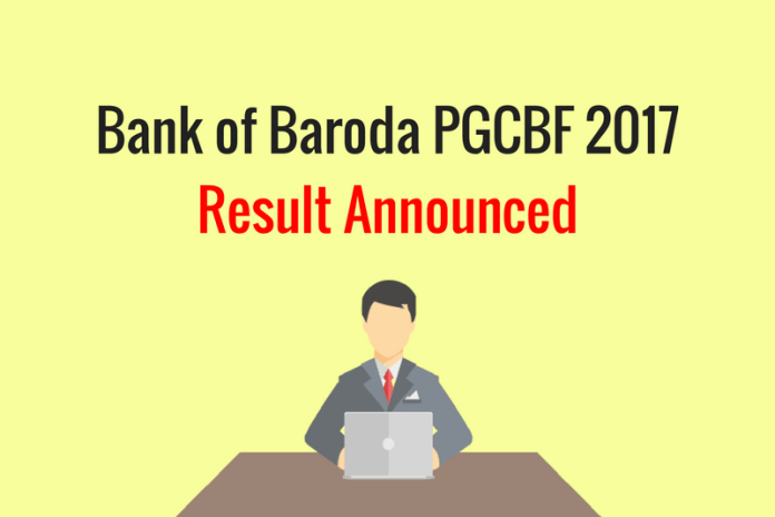 Bank of Baroda PO Result Announced: Interview Shortlisted Candidates