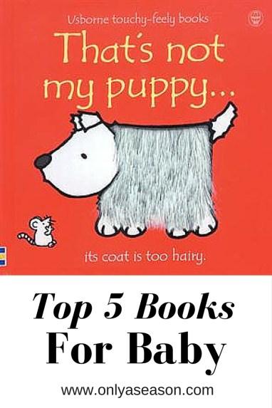 Top 5 BooksPIN