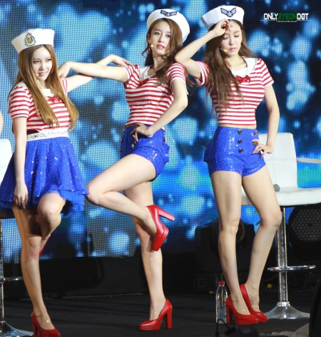 Hyomin And Qri