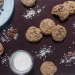 Oatmeal Raisin Cookies with Pecans