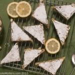 Pistachio Lemon Bars