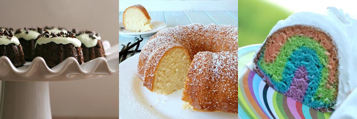30 Gluten-free Bundt Cakes