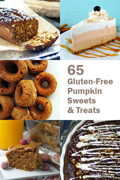 65 Gluten-Free Pumpkin Sweets and Treats