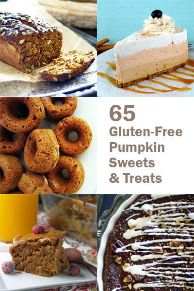 65 Gluten-Free Pumpkin Sweets and Treats