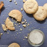 Snickerdoodles {gluten free} and a #Giveaway