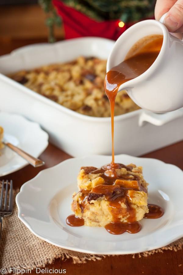 gluten-free-eggnog-bread-pudding-with-bourbon-caramel-sauce-9