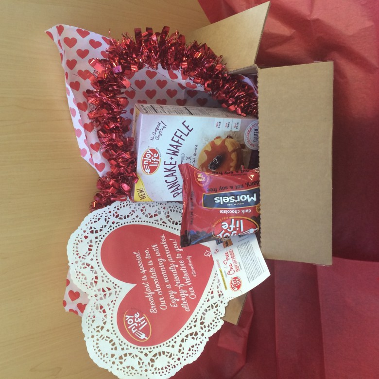 Enjoy Life Foods Valentine's Day Giveaway