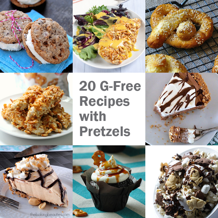 20 G-Free Recipes with Pretzels | Only Taste Matters