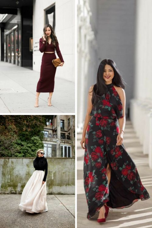 Medium Of Winter Wedding Guest Dresses