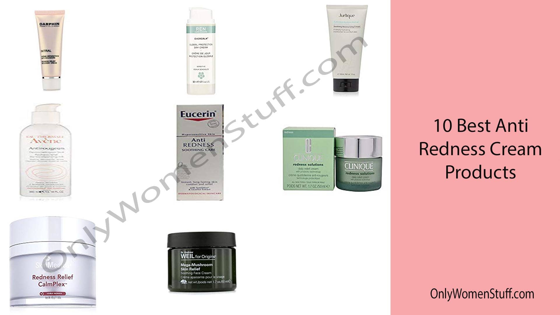 Best Skin Care Cream 10 Best Anti Redness Cream Products With Reviews
