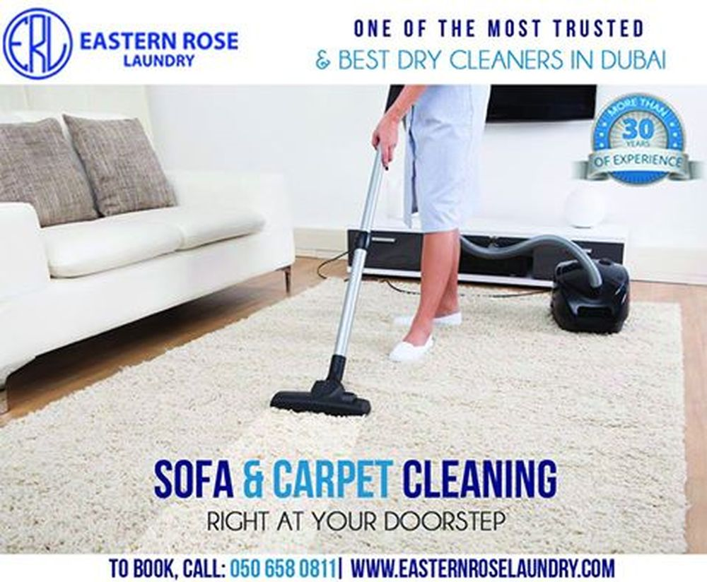 How To Dry Clean Sofa At Home Carpet Sofa Home Cleaning Services Eastern Rose Laundry Local