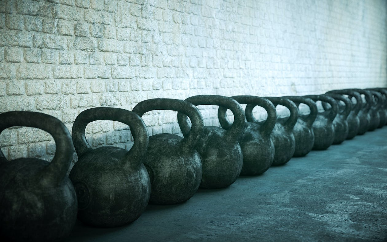 Kettlebell Bodybuilding How Kettlebells Can Fit Into Any Powerlifting Or Bodybuilding