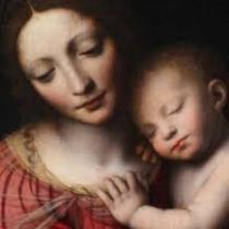 Luini Mother and Child