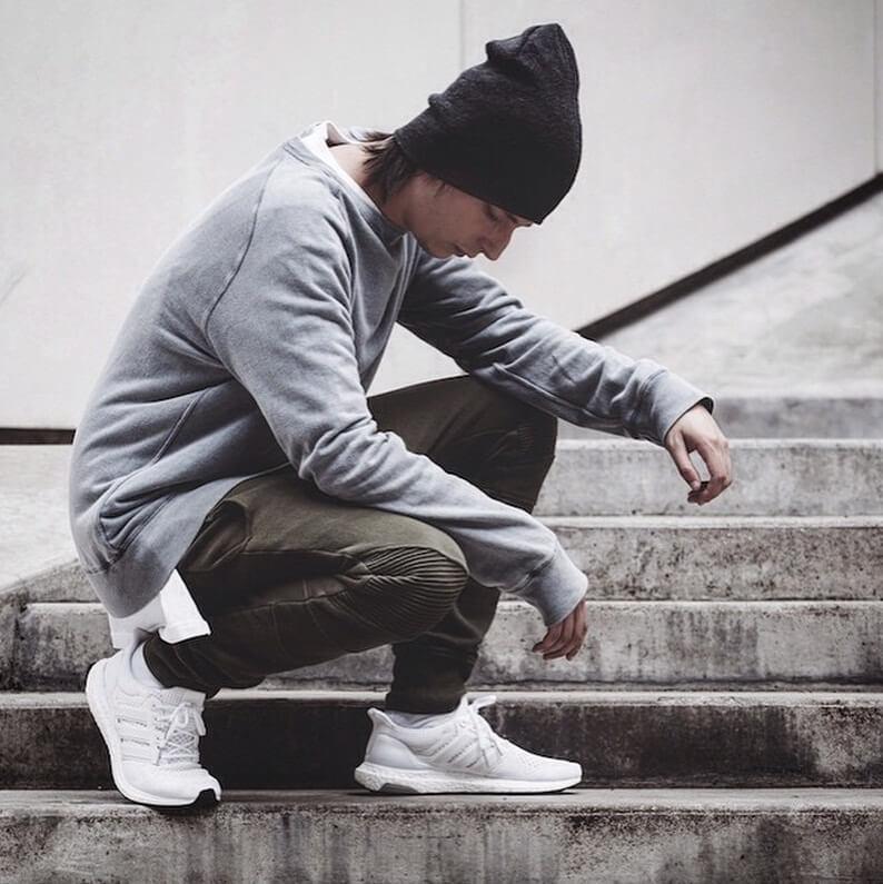 22 ways to wear adidas ultra boost sneaker