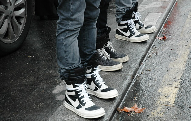 The Beginner39s Guide To Rick Owens Sneakers