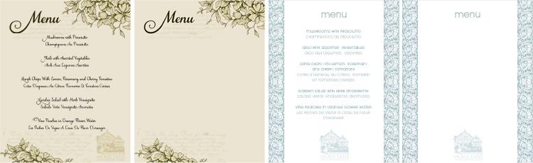 Susan-menu-options