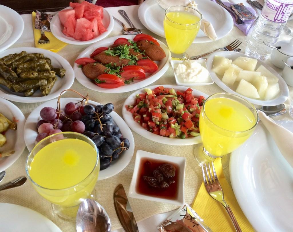 The best lunch, at Baciyan-I Meram