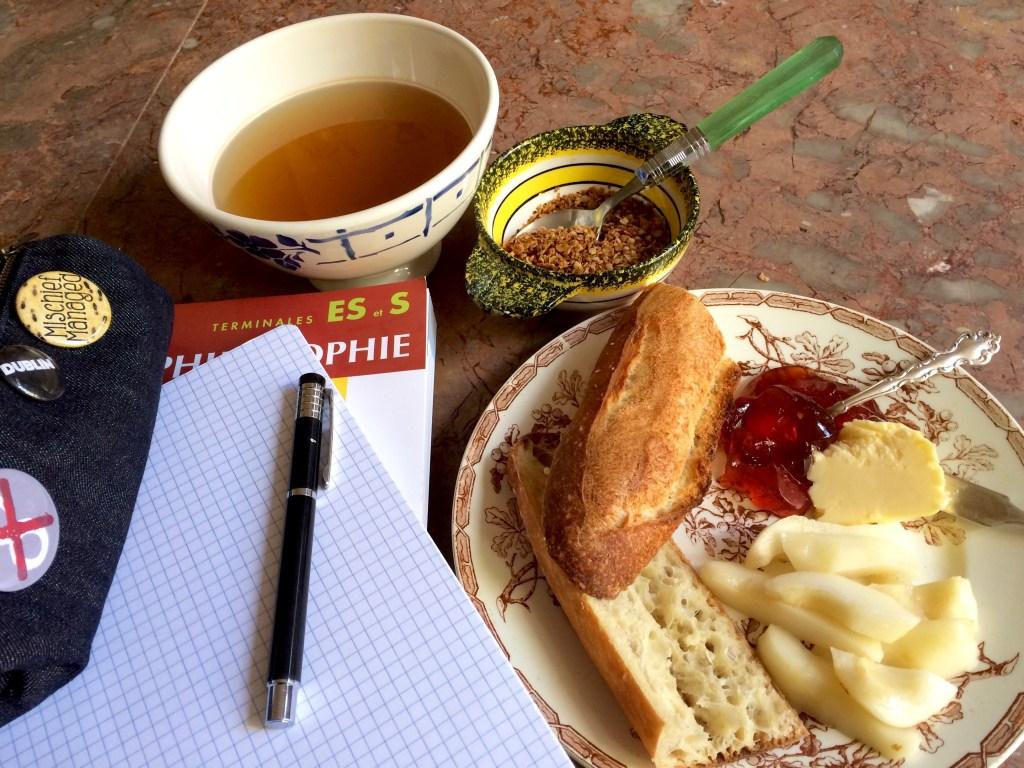 rentree breakfast