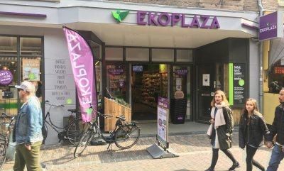 Het elastiek van Ekoplaza - Foodlog