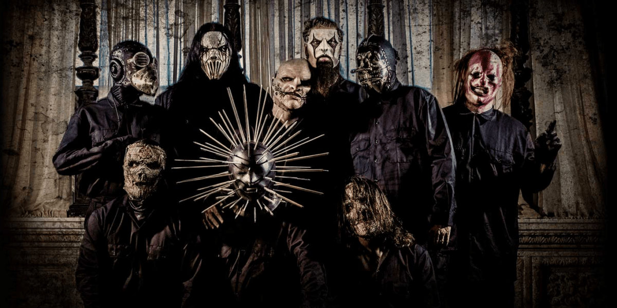 Marilyn Manson Wallpaper Quotes The Evolution Of Slipknot Masks A Side