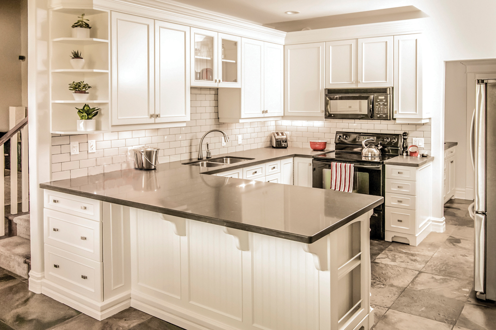 Budget Kitchen Makeovers On The Bay Magazine