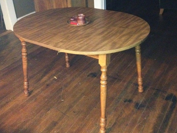 Painting Laminate Furniture | On The Cheap
