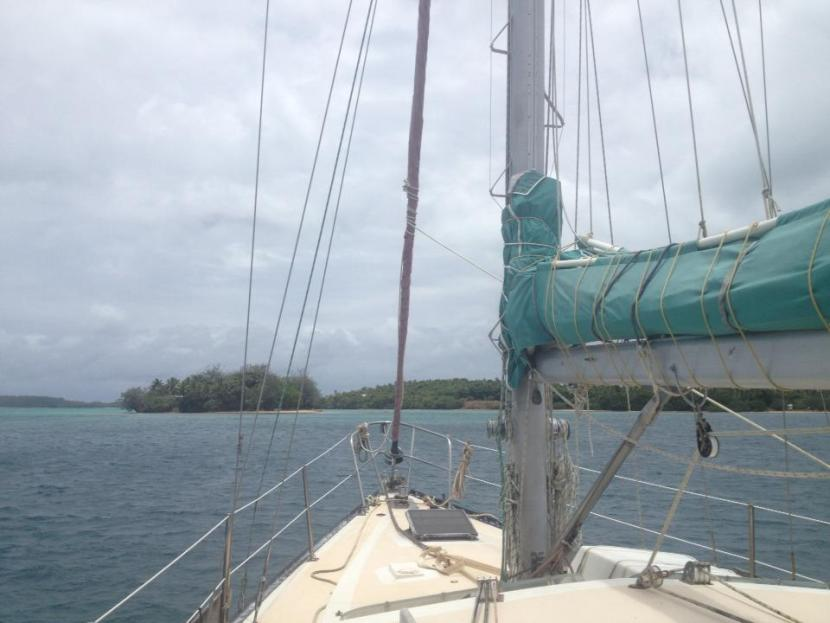 rob and bri sailing adventure travel blog tonga vavau beaches