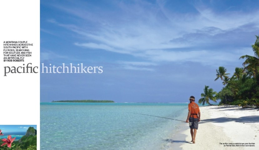 Anglers Journal - Rob Roberts sailing pacific