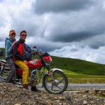 On the road to Tibet - Tagong-25