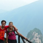 On the road to the sacred mountains - Huang shan-8