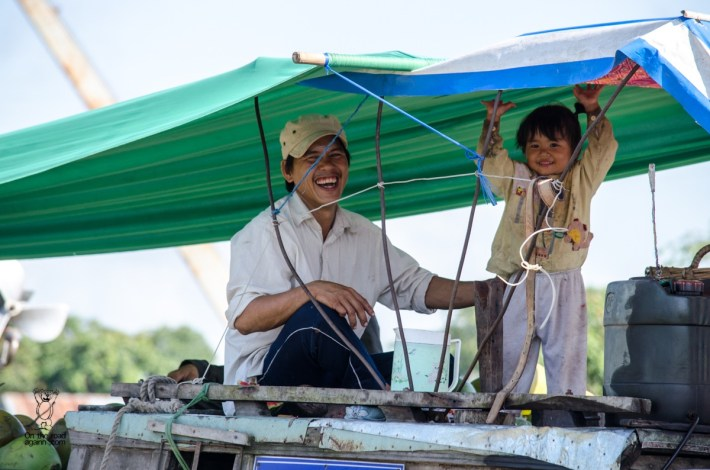 On the road to the Mekong Delta-22
