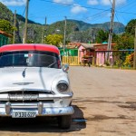 on the road to Cuba-car-1