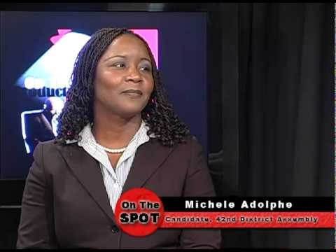 OTS, 08/31/10: Meet The Candidates—Michele Adolphe, Part 1