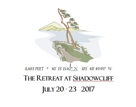 2017ShadowcliffRetreat