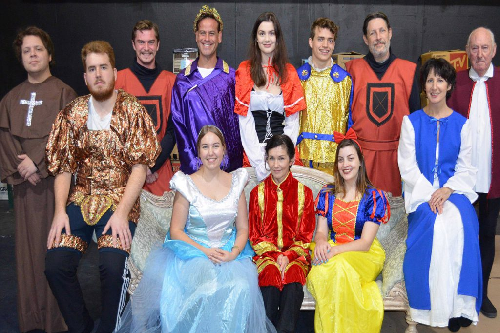 Whats On Perth Kids Disney Meets Python In Madcap Fairytale For Big Kids In Perth On