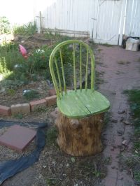 Completely Stumped: Upcycled Tree Stump Ideas   On The ...