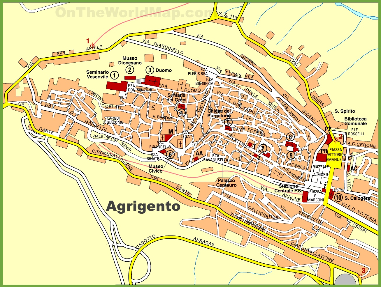 siena tourist map siena tourist attractions map siena tourist  - ccsu map mac map network drive siena tourist