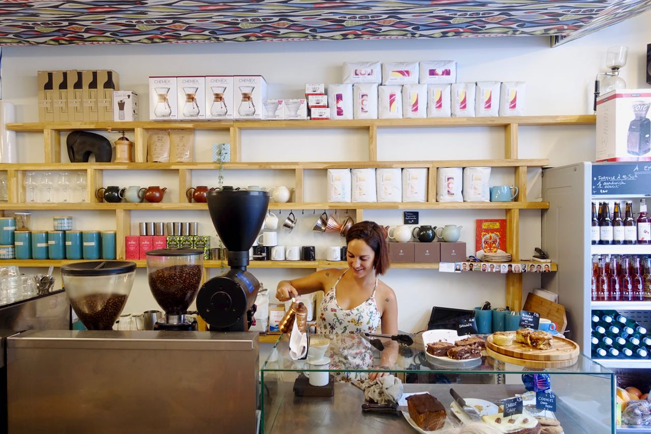 Black List Bordeaux Specialty Coffee Shops In Bordeaux Black List Ookie Dough