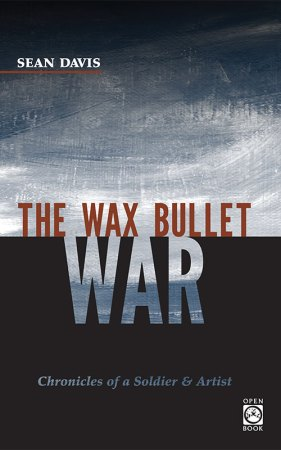 """Cover image for """"The Wax Bullet War"""""""