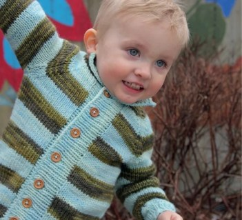 Everyday Cardigan - Sweet Pickles - Book Review -