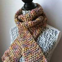 Earth Element Scarf - Scarf of the Month Club - May
