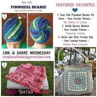 Colorful Free Patterns - Beanies, Blankets, Bags!
