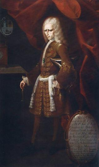 Pedro Sánchez de Tagle y Pérez Bustamante de la Rasa y Pérez de Castro