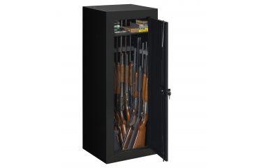 Stack On Security Cabinet With Foam Barrel Rests Gun Safe