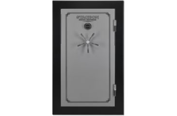 Stack On 36 Total Defense Gun Safe W Combination Lock And