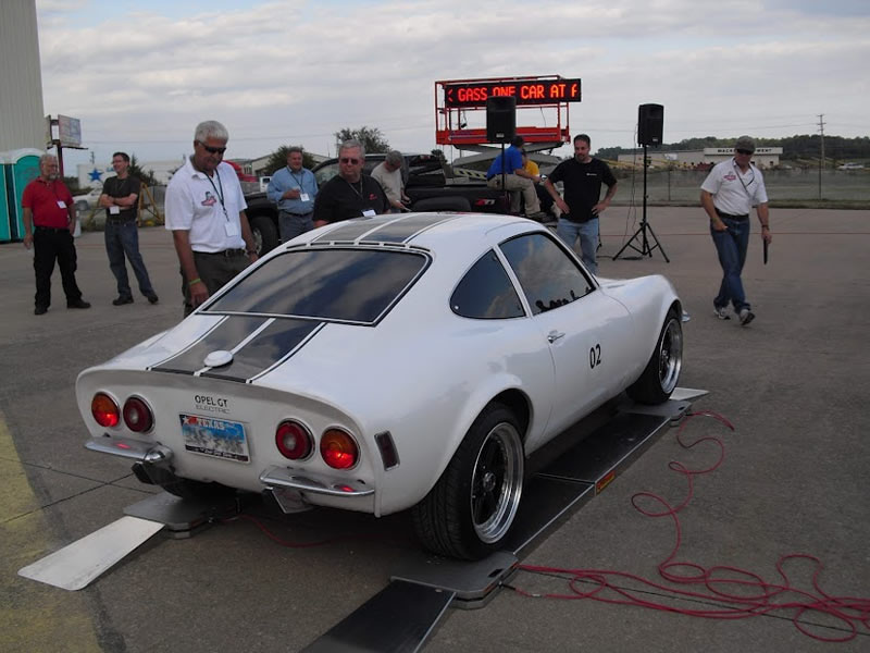 Opel GT Electric Conversion