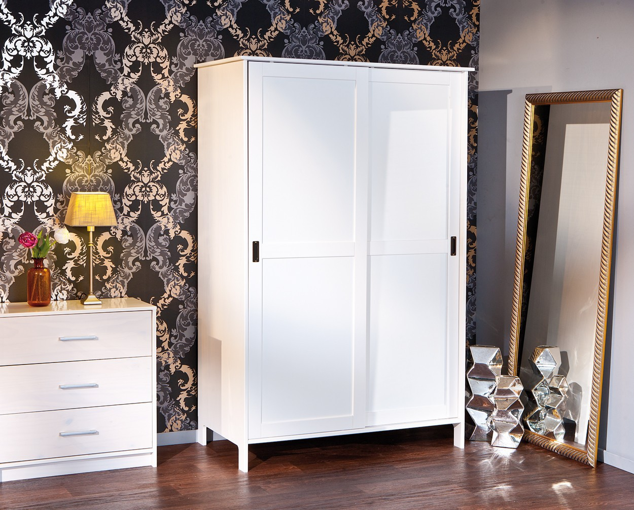 Armoire Easy But Perfect Armoire Mafra Blanche Portes With Armoire Blanche But