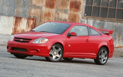 Maintenance Schedule for Chevrolet Cobalt Openbay