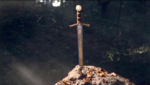 King Julian Hd Wallpaper Merlin Season 4 Ep 13 The Sword In The Stone Pt 2
